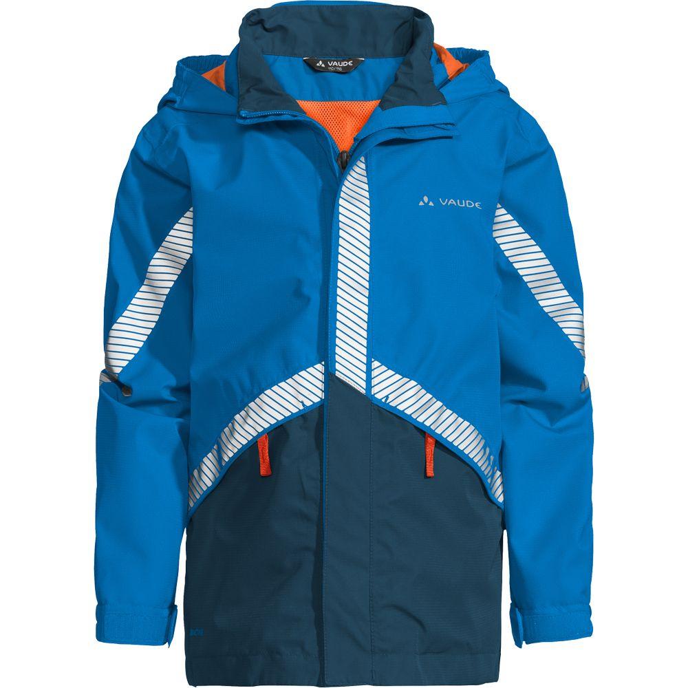 uk availability 377f2 01bad VAUDE - Luminum Jacket II Regenjacke Kinder radiate blue