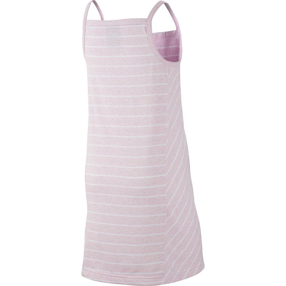 nike - sportswear dress girls pink foam white