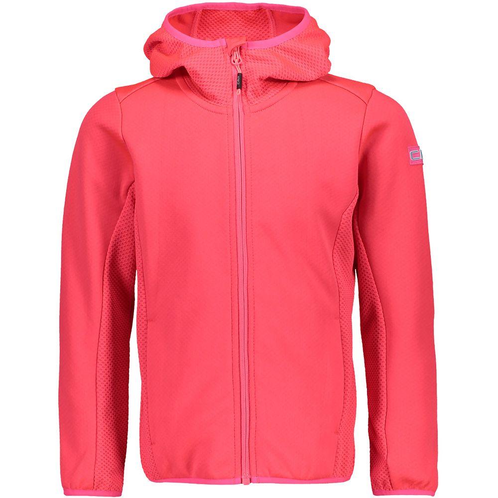 Softshell Jacket Girls pink