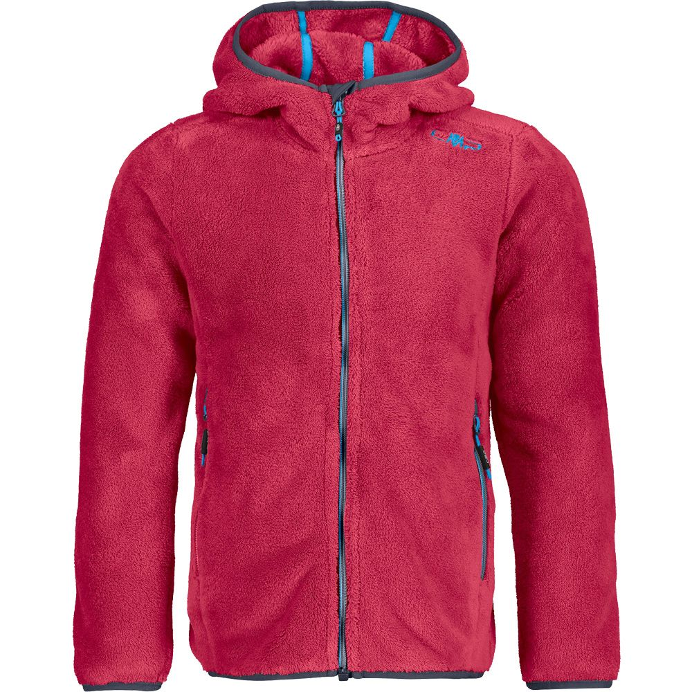 CMP M/ädchen Fleece Jacke Highloft