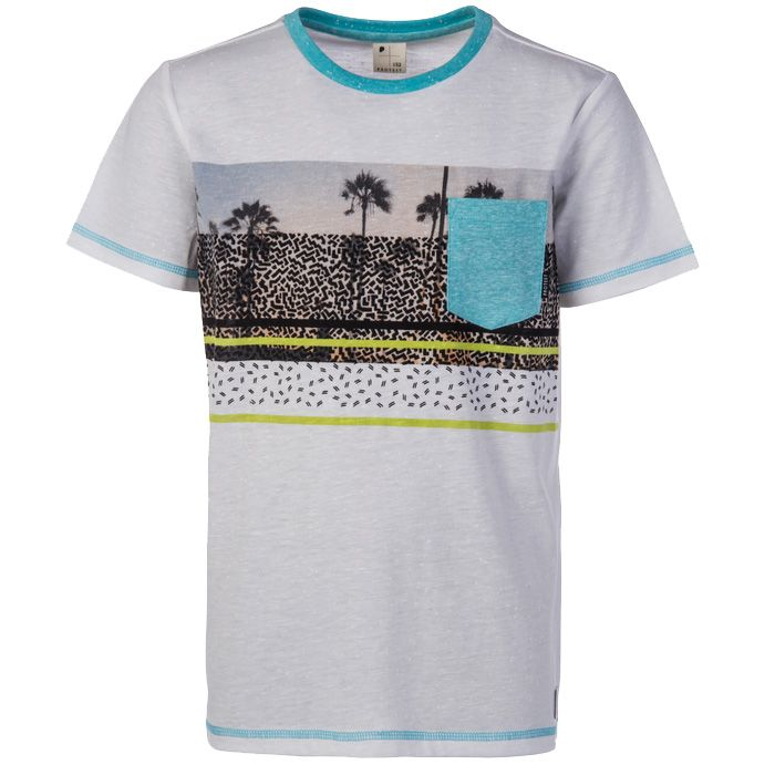 Protest - Kiefer T-Shirt Boys aqua