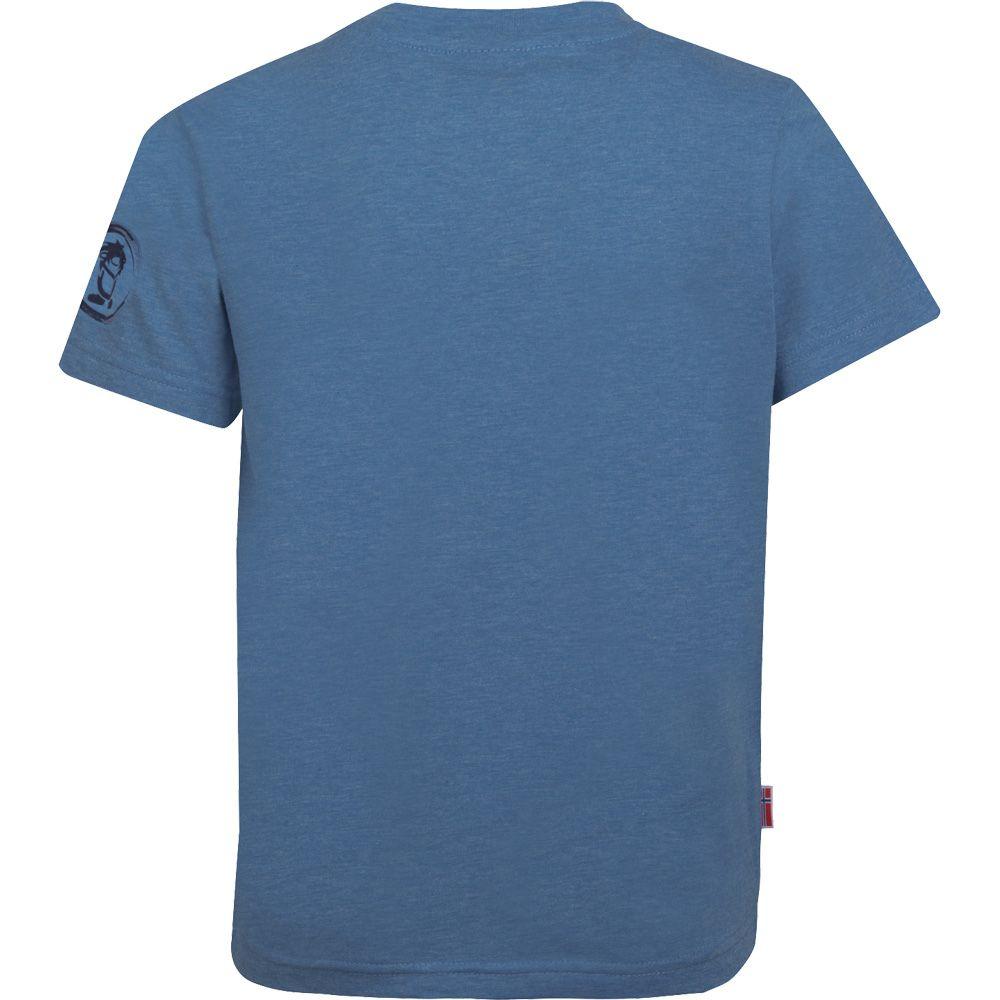 Oslo T-Shirt Kinder french blue