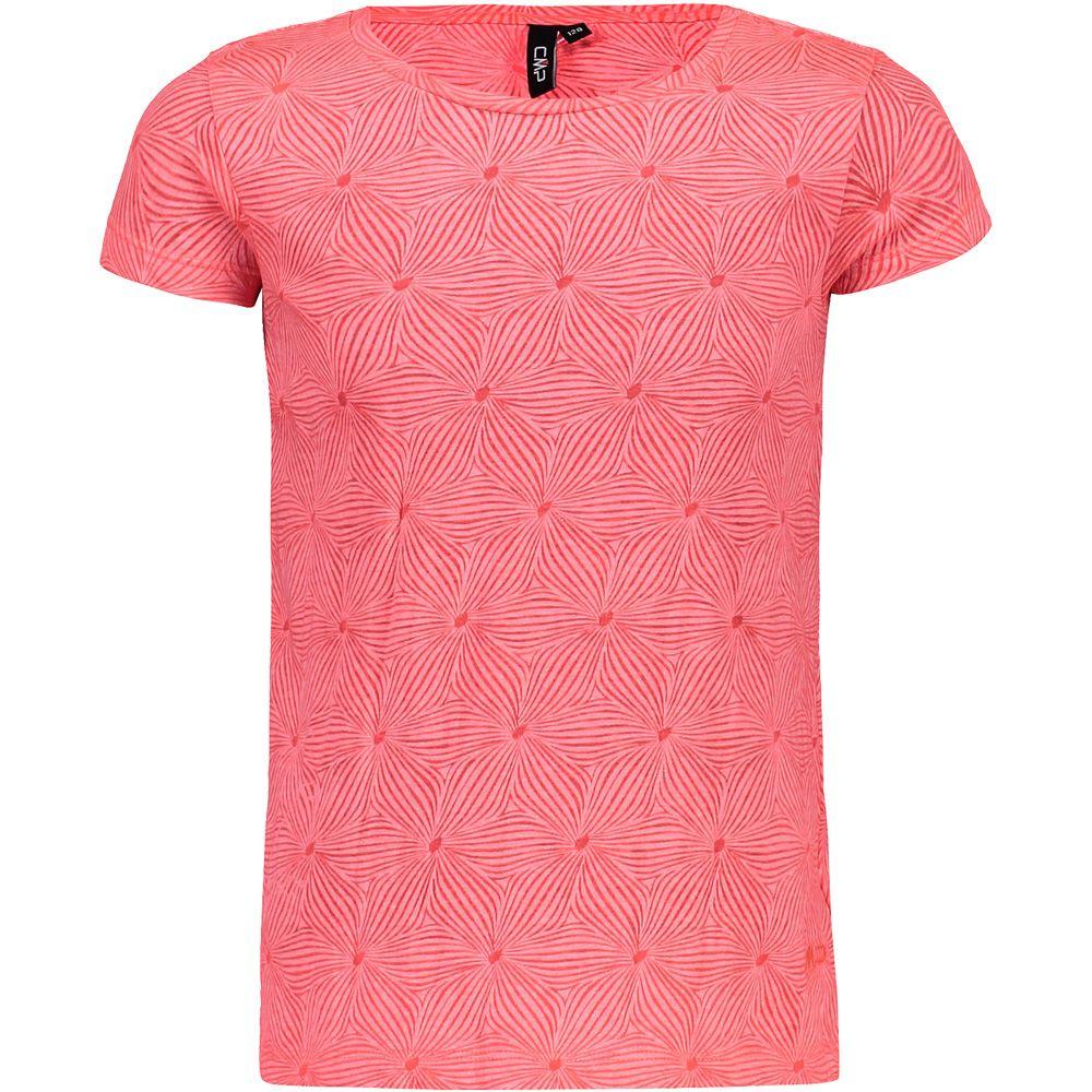 T-Shirt Mädchen pink