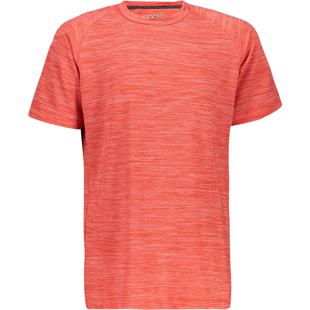 Functional T-Shirt Boys red melange