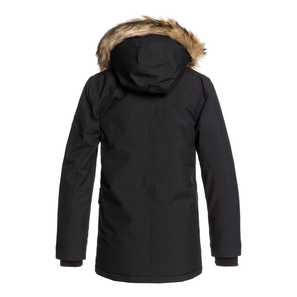 Quiksilver Ferris Winter Parka Kids black at Sport Bittl Shop