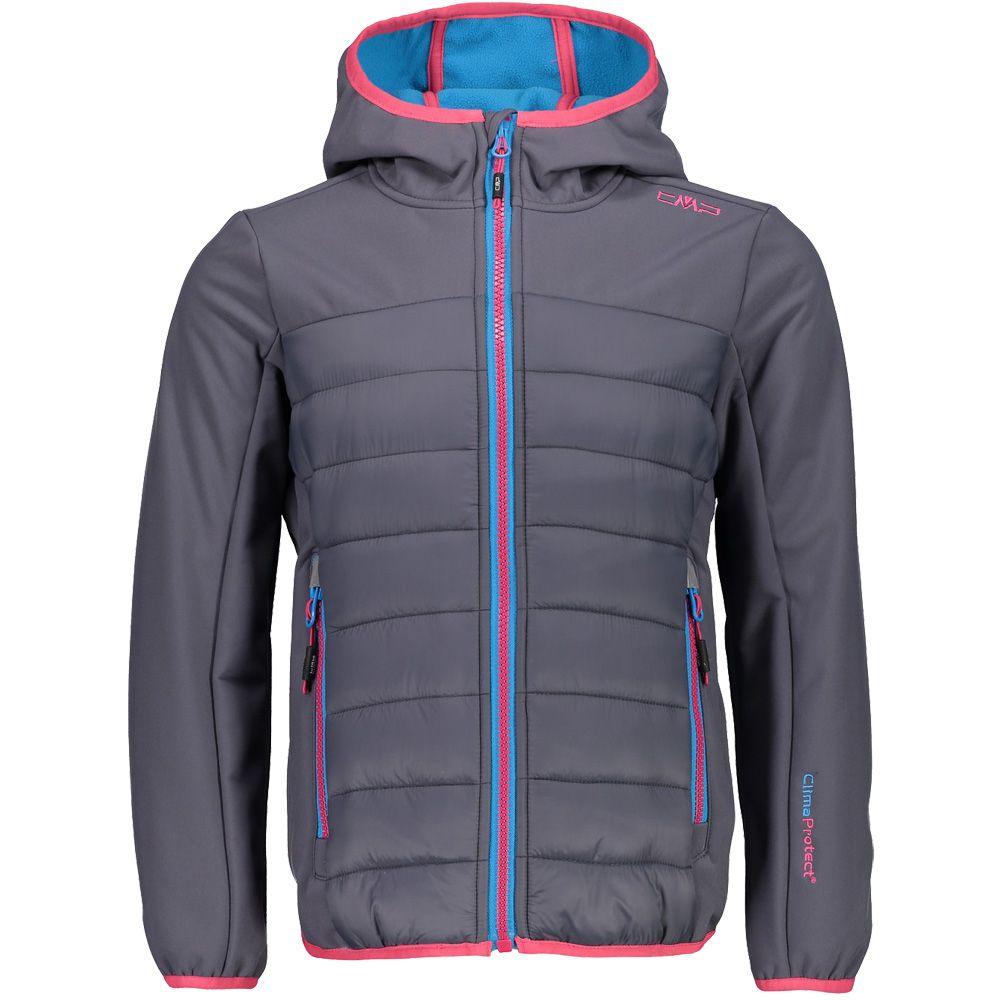 attraktiver Stil populärer Stil Turnschuhe für billige CMP - Hybrid Jacke Kinder asphalt