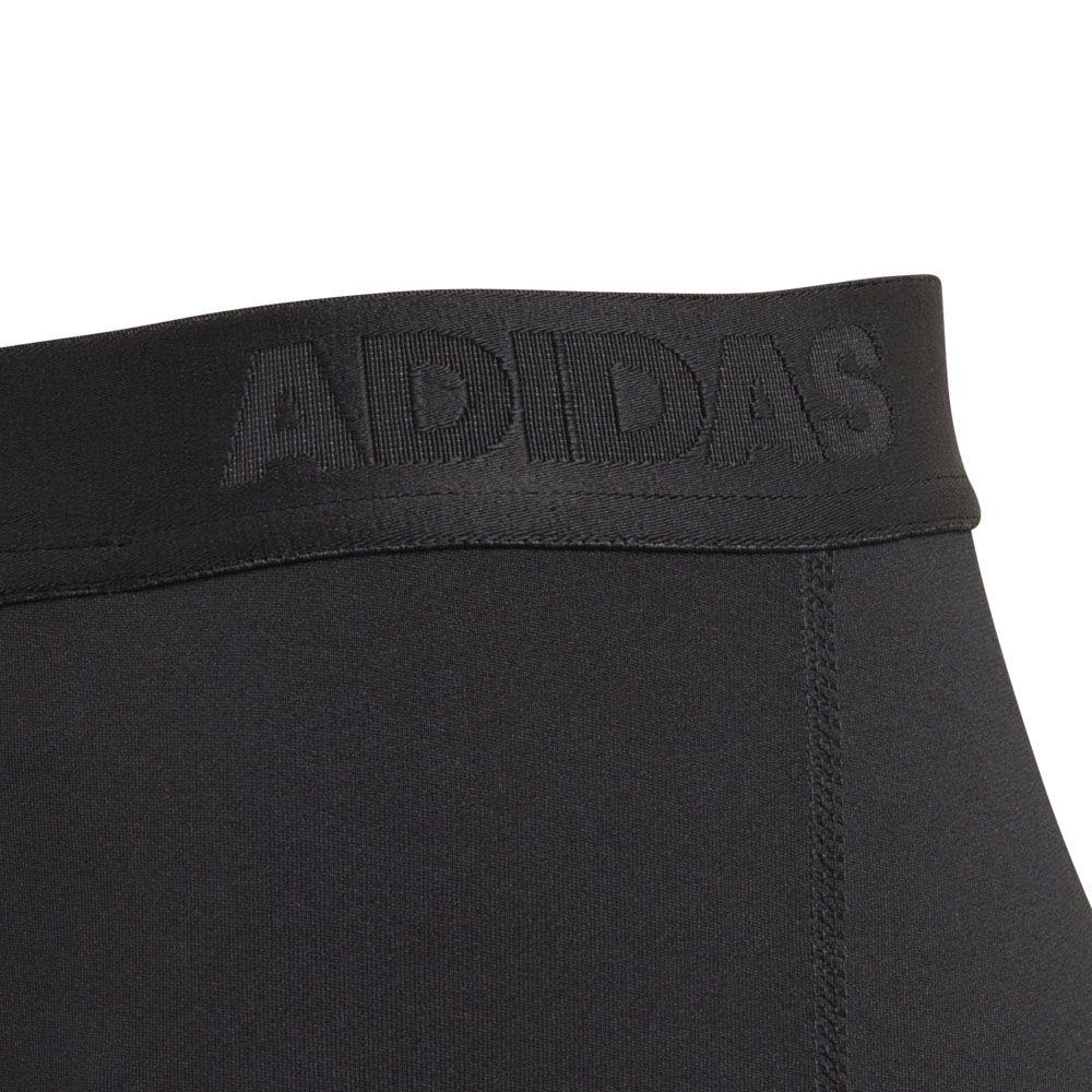 adidas Tech Fit Warm Tights Kids black