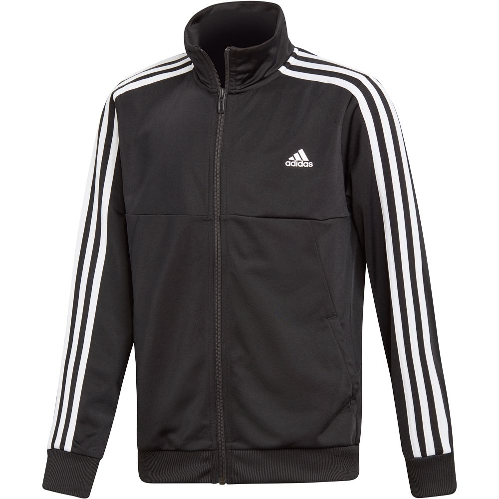 adidas Tiro Track Suit Boys black white