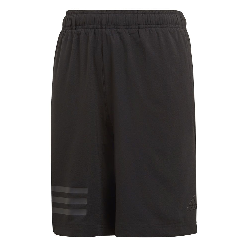 f47c6341b28ad5 adidas - 3-Stripes Training Shorts Boys black at Sport Bittl Shop