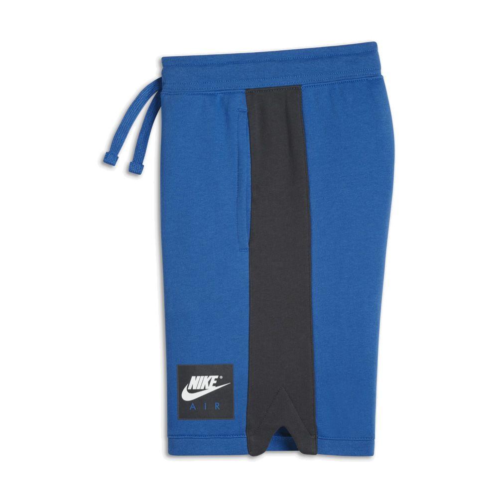 Nike Air Shorts Jungen blau
