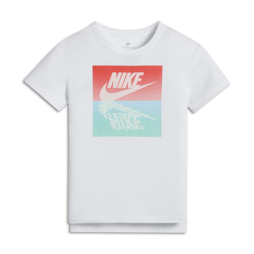 really cheap promo codes authentic quality Nike - Sunset Futura T-Shirt Girls white
