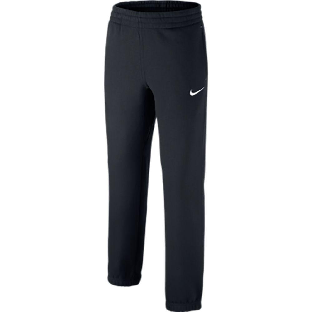 satélite hacerte molestar Arqueológico  Nike - Brushed-Fleece Cuffed Pants Kids black at Sport Bittl Shop