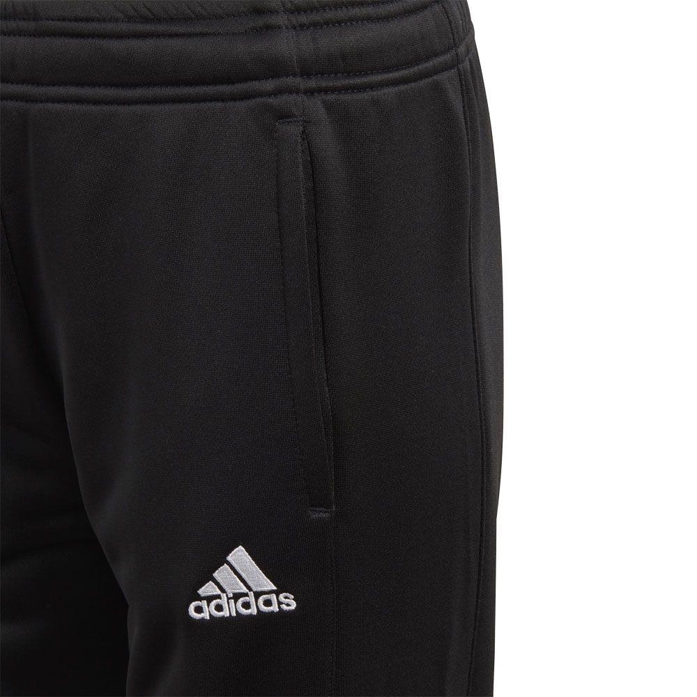 adidas Childrens Tracksuit Bottoms Regista 18 TR Youth Black