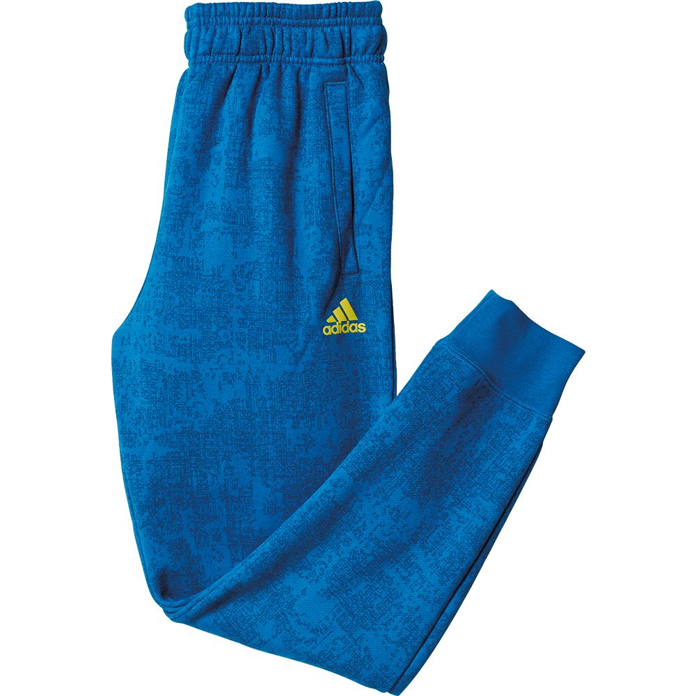 adidas Essentials Linear Pant Kids tech steel unity blue