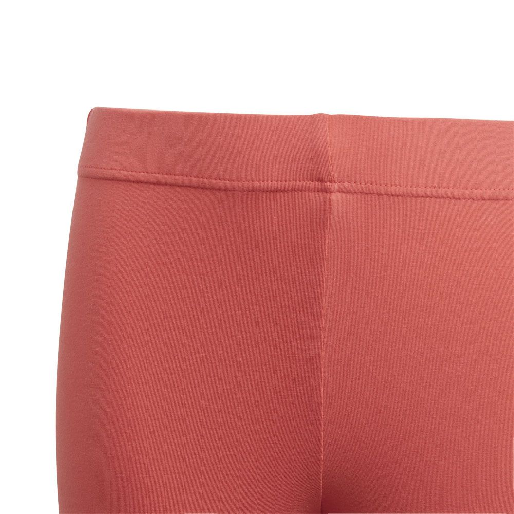 1e5ab8c06705c adidas - Essentials Linear 3/4 Tights Girls prism pink white at ...