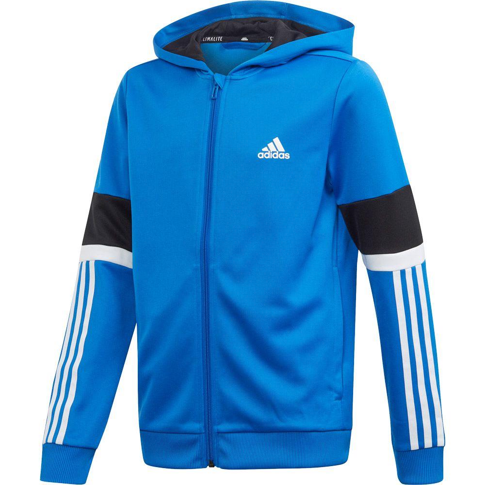 popular brand low priced promo codes adidas - Equipment Hoodie Boys blue black white