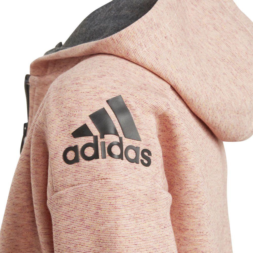google hoodie von adidas für mädchen