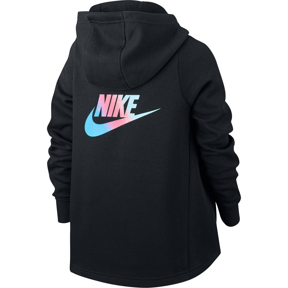 Folkekære Nike - Sportswear Kapuzenjacke Kinder schwarz kaufen im Sport TU-55