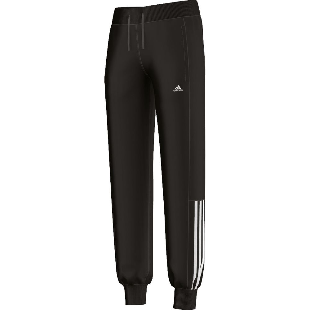 adidas Essentials Polyester Mid 3 Stripes Knitted Pant