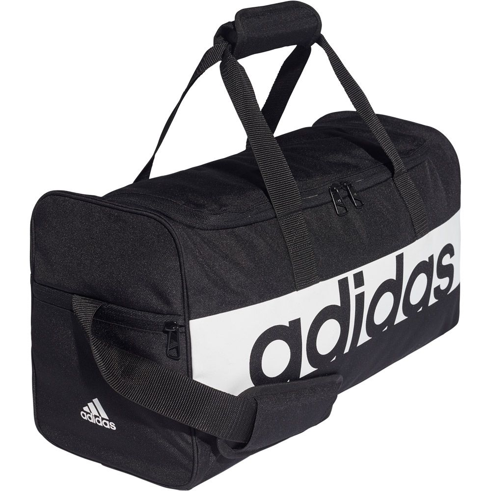 b94b8e32b4 adidas - Linear Performance Team Bag S black white at Sport Bittl Shop
