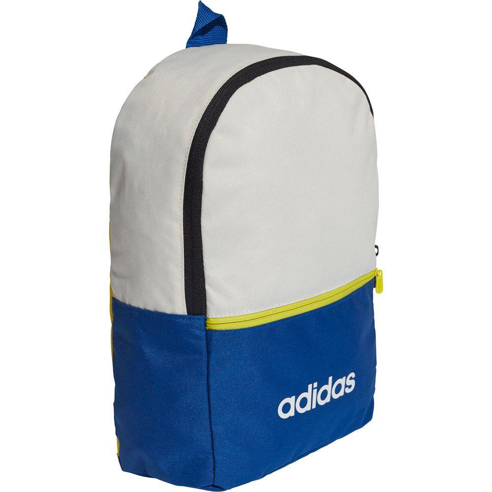 tierra cuestionario Entender  adidas - Classic Backpack Kids team royal blue chalk white white at Sport  Bittl Shop