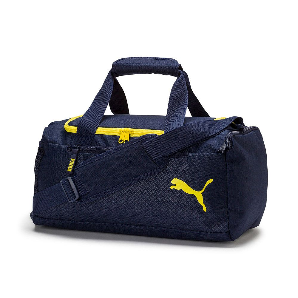 d75b0c818132 Puma - Fundamentals Sports Bag XS peacoat at Sport Bittl Shop