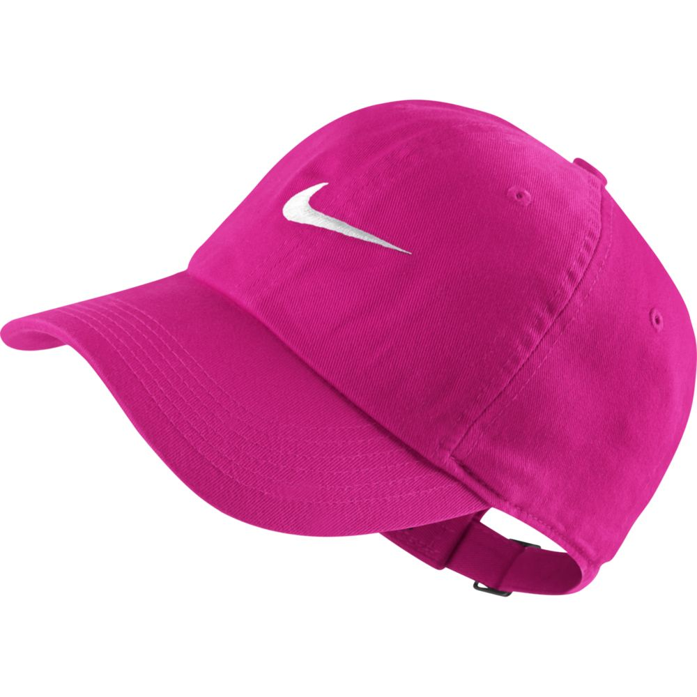 Nike Swoosh Cap Kids pink at Sport Bittl Shop