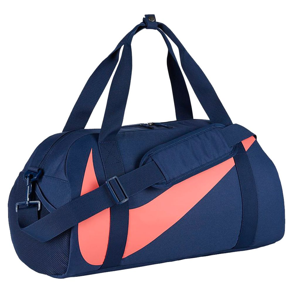 Nike - Gym Club Duffel Bag Kids navy hot punch at Sport Bittl Shop
