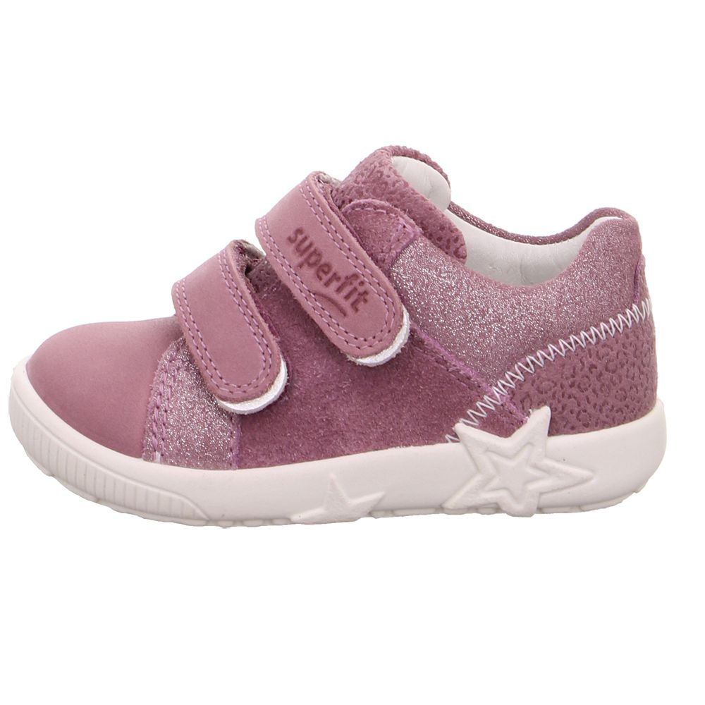 famélico Cornualles excitación  Superfit - Starlight Learn-to-walk-Shoes Baby purple at Sport Bittl Shop