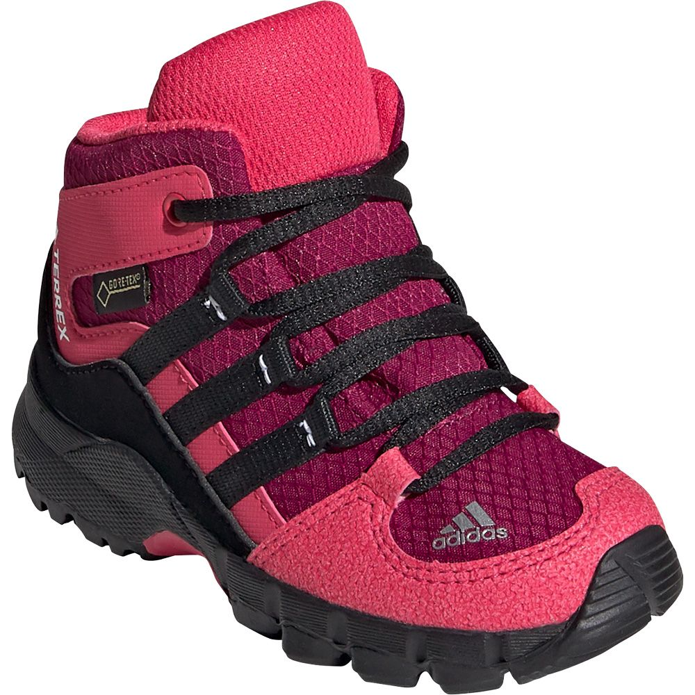 Terrex Mid GTX Infant Shoes power berry