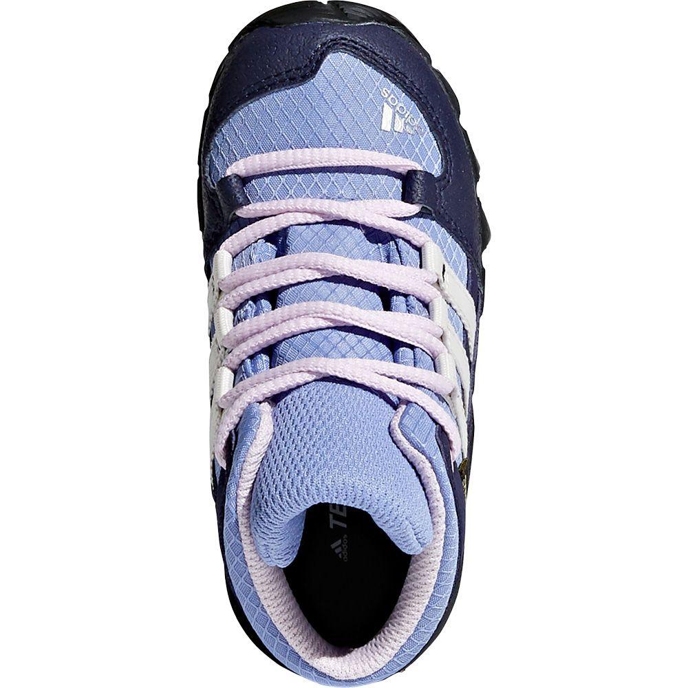 Adidas Kinder Stiefel Terrex Mid GTX I Noble Ink f17chalk