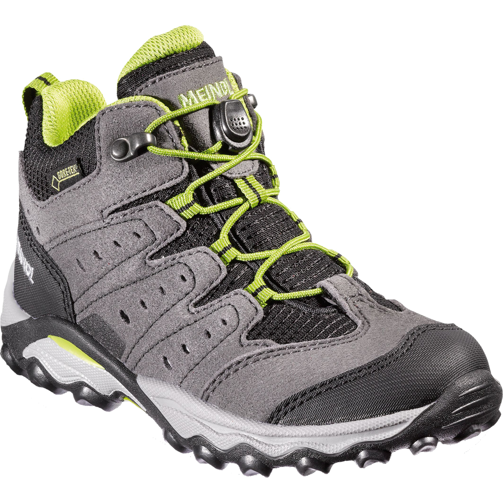 Taum Junior GTX Kids Trekkingshoe anthrazit green