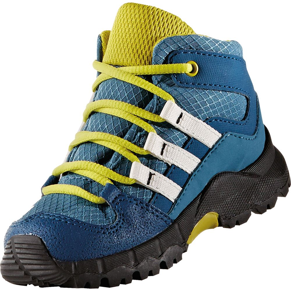 adidas - Terrex Mid GTX I Outdoor Shoes Kids blanch blue at ...