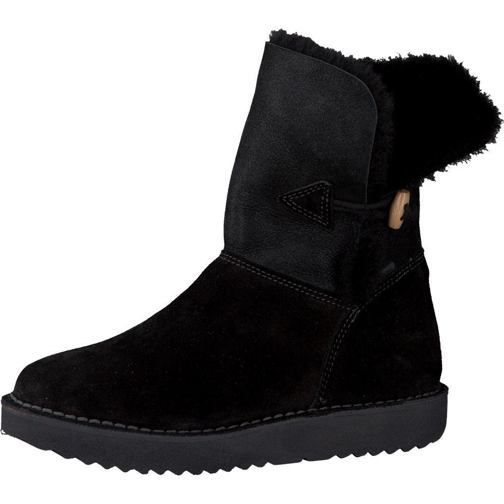 23405dbc6e9548 Ricosta - Uma Lammfellstiefel Kinder schwarz kaufen im Sport Bittl Shop