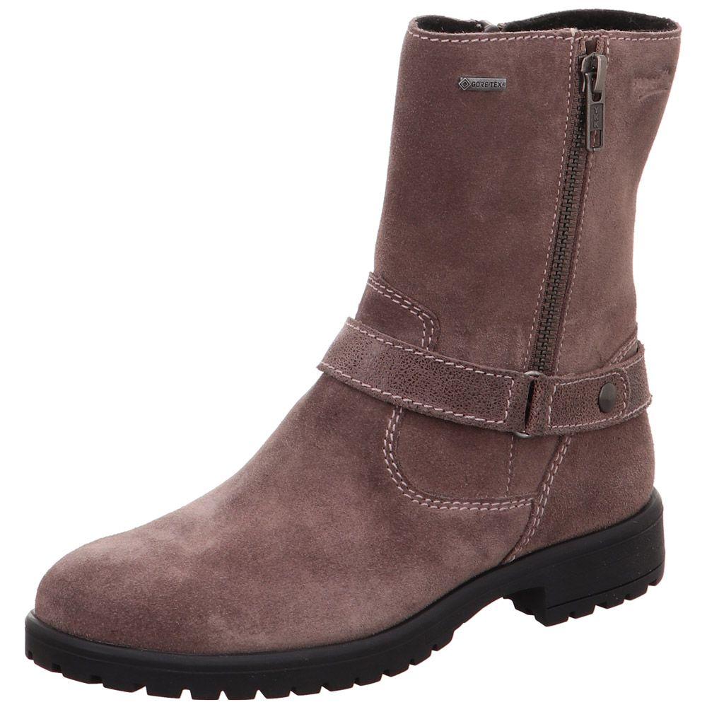 best service 67560 a337c Superfit - Galaxy Winter Boots Girls purple