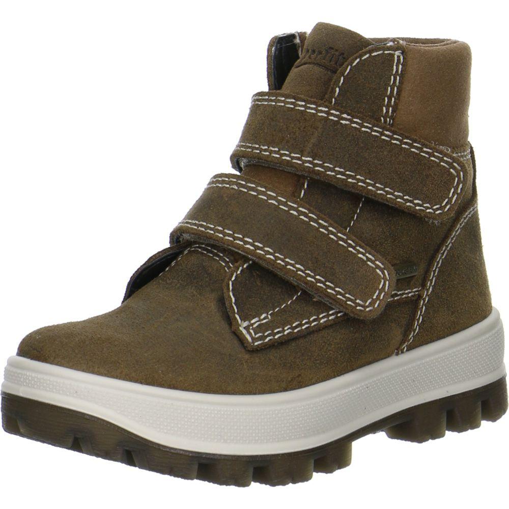 Tedd GTX® Velcro Shoe Boys brown