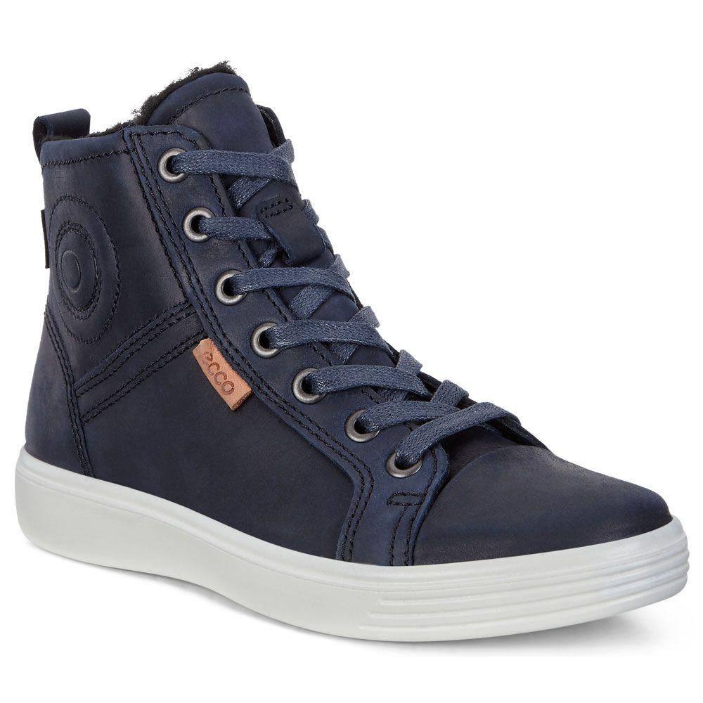 Ecco S7 GORE TEX® Sneaker Kinder night sky