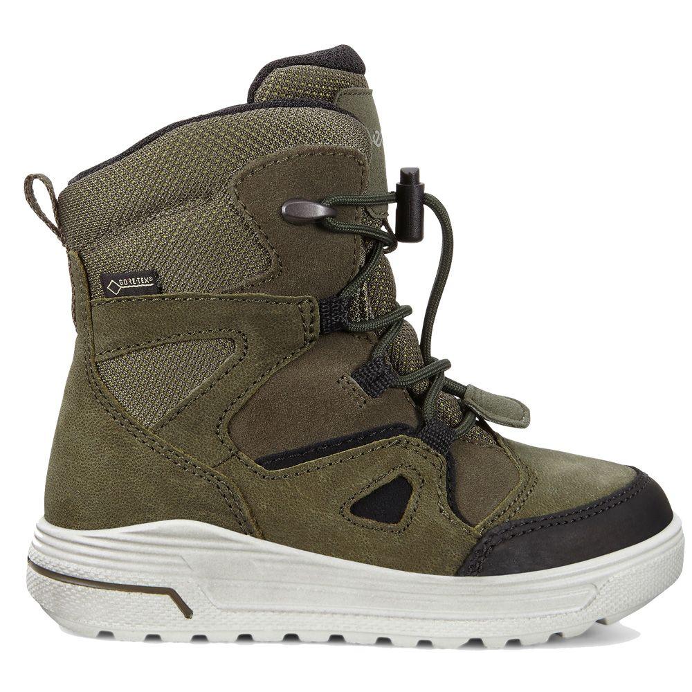 Ecco Urban Snowboarder GTX Winter Boots Kids grape leaf