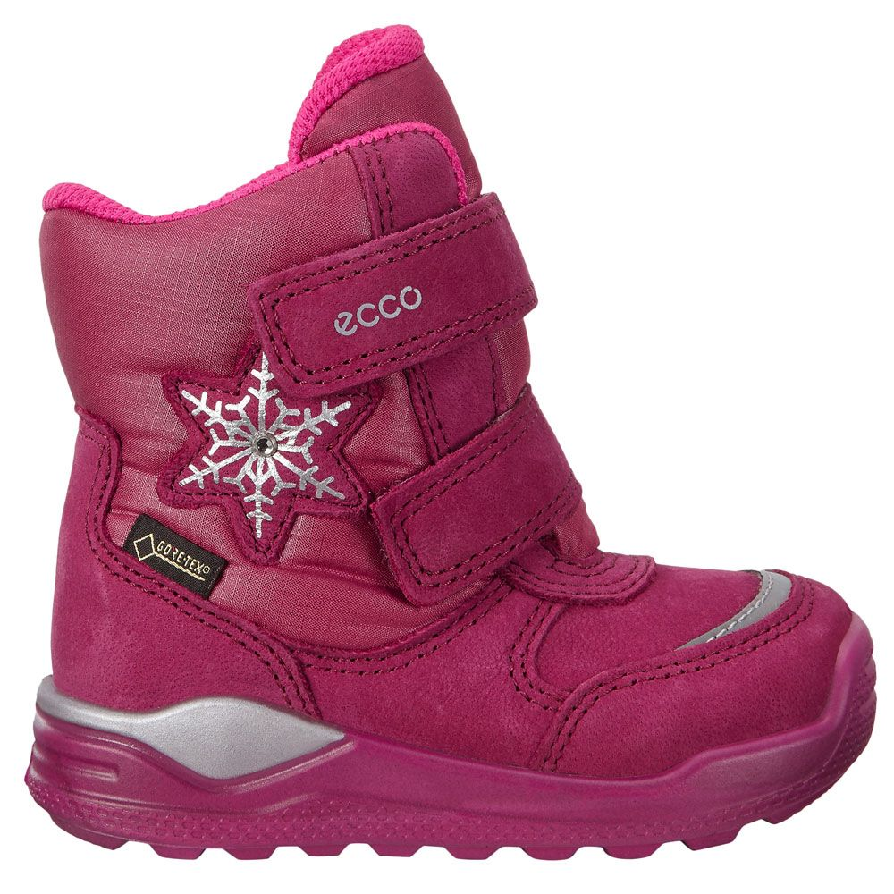 Ecco GORE TEX® Urban Mini Stiefel Kinder red plum