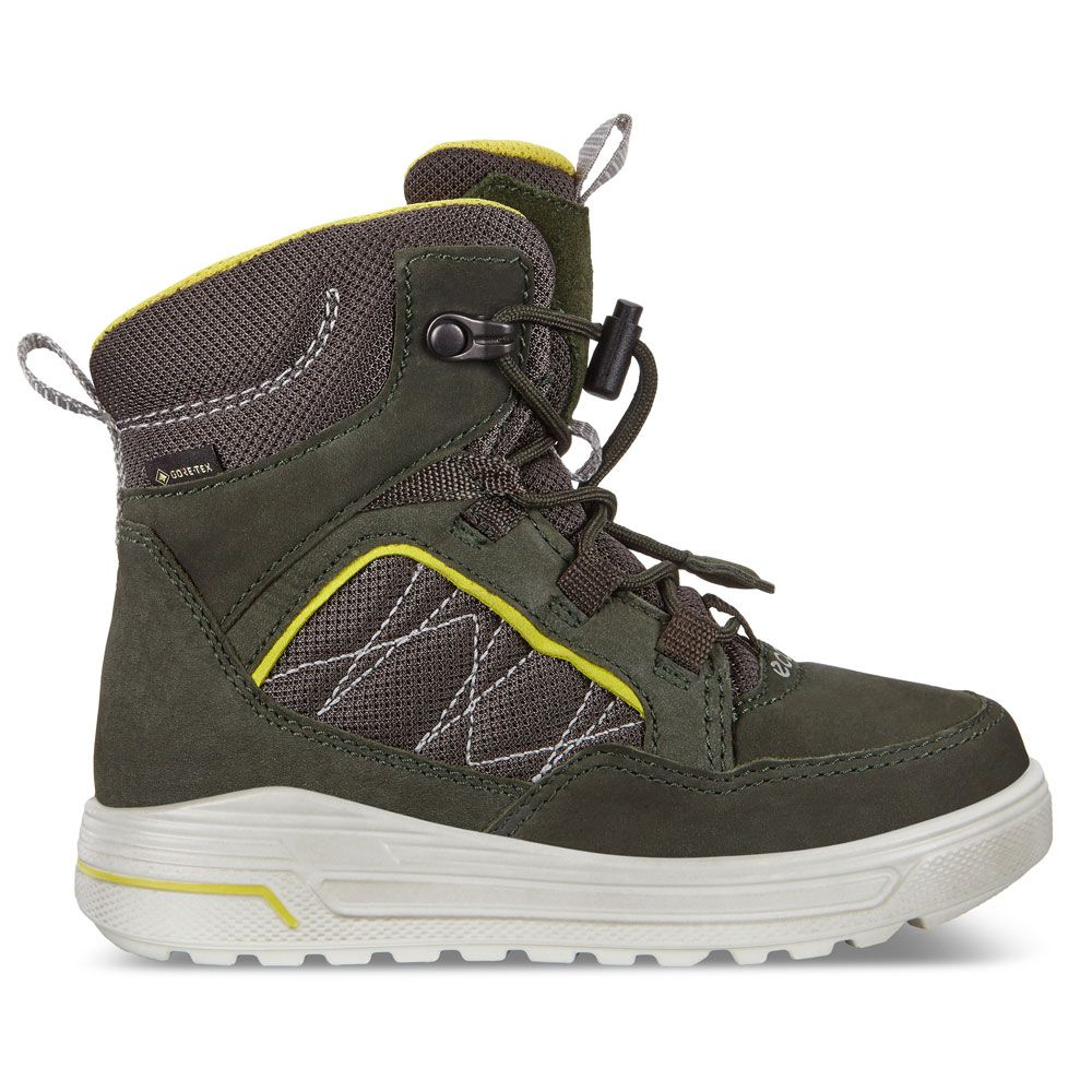 fantastic savings lace up in wholesale outlet Ecco - Urban Snowboarder GORE-TEX® Boot Kids deep forest canary