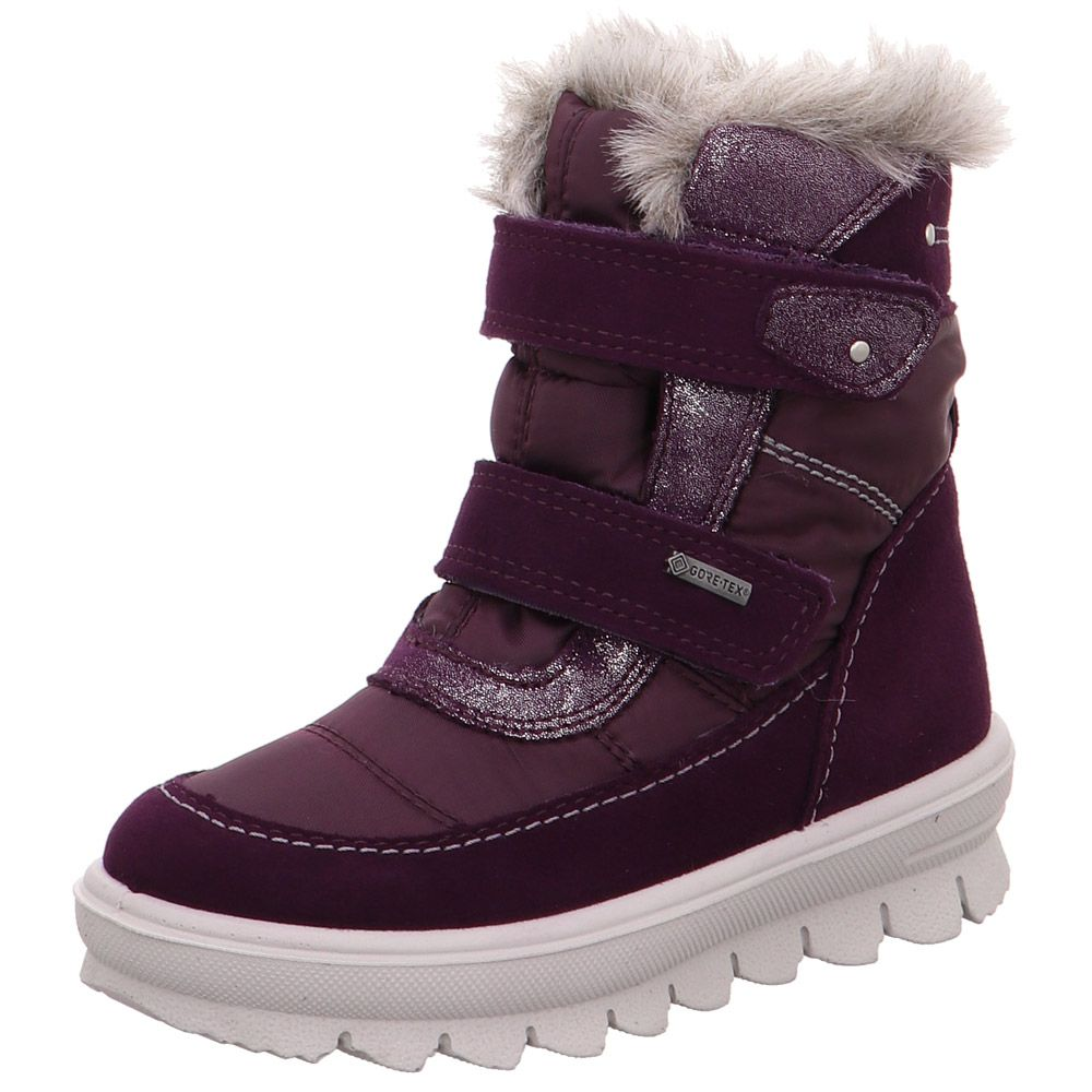 Flavia Winter Boots Girls purple