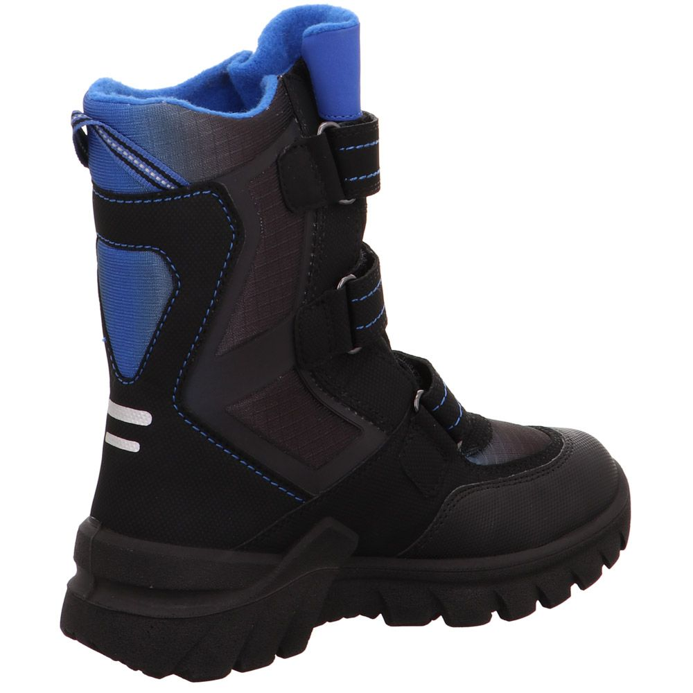 Superfit Pollux Snow Boots GTX Boys black blue