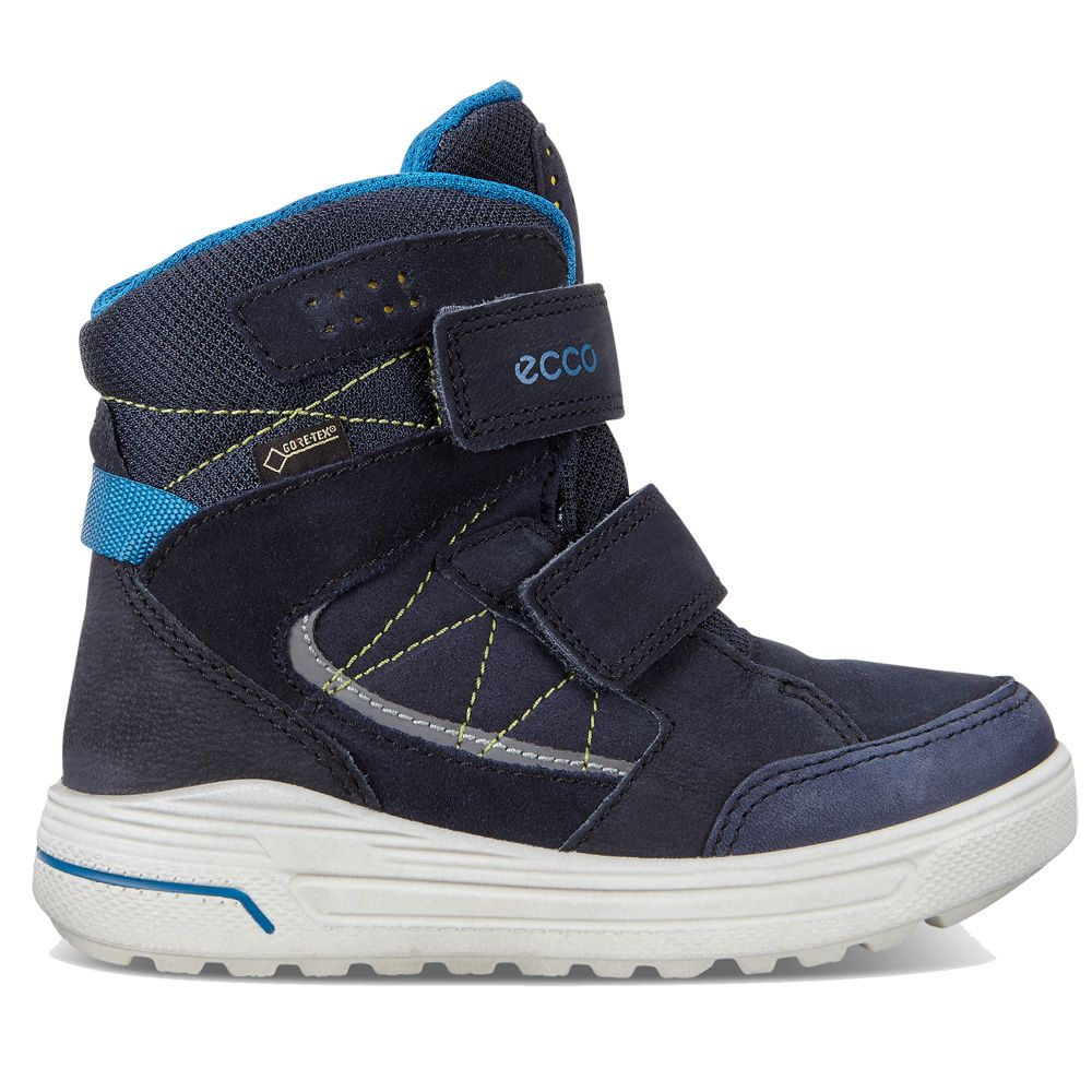 competitive price 1bf65 42913 Ecco - Urban Snowboarder GTX Winterstiefel Kinder night sky