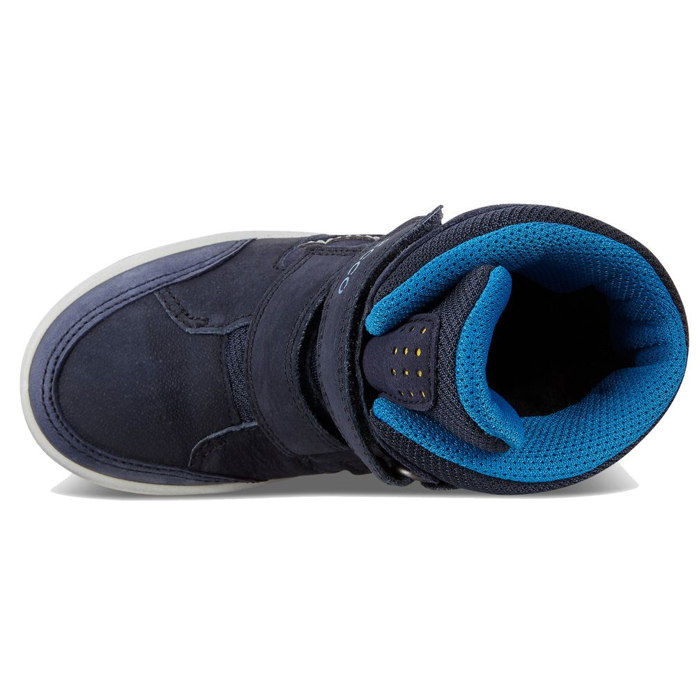 Ecco Urban Snowboarder GTX Winter Boots Kids night sky