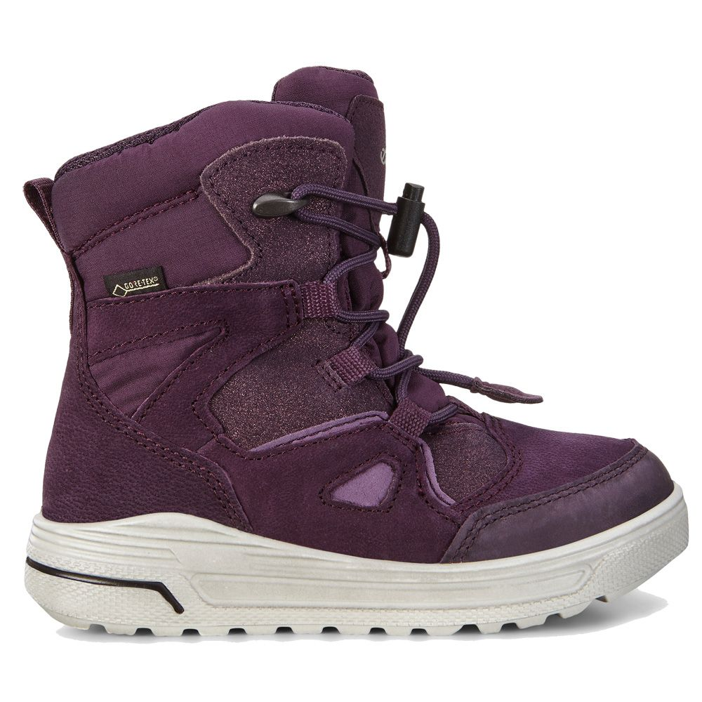 a62c93d72efb8 Ecco - Urban Snowboarder GTX Winter Boots Kids night shade at Sport ...