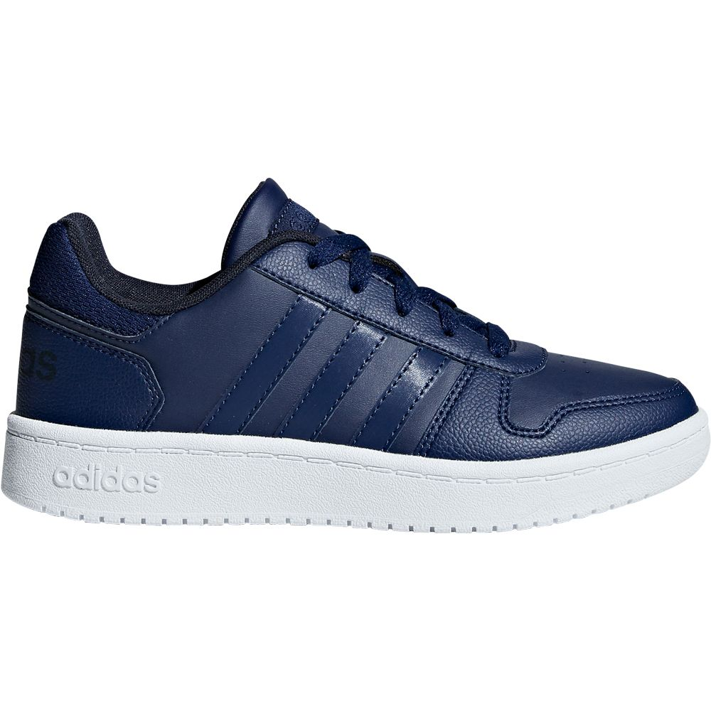 Dark Legend Ink 2 Hoops 0 Kids Adidas Sneaker Blue ymN0O8nvwP