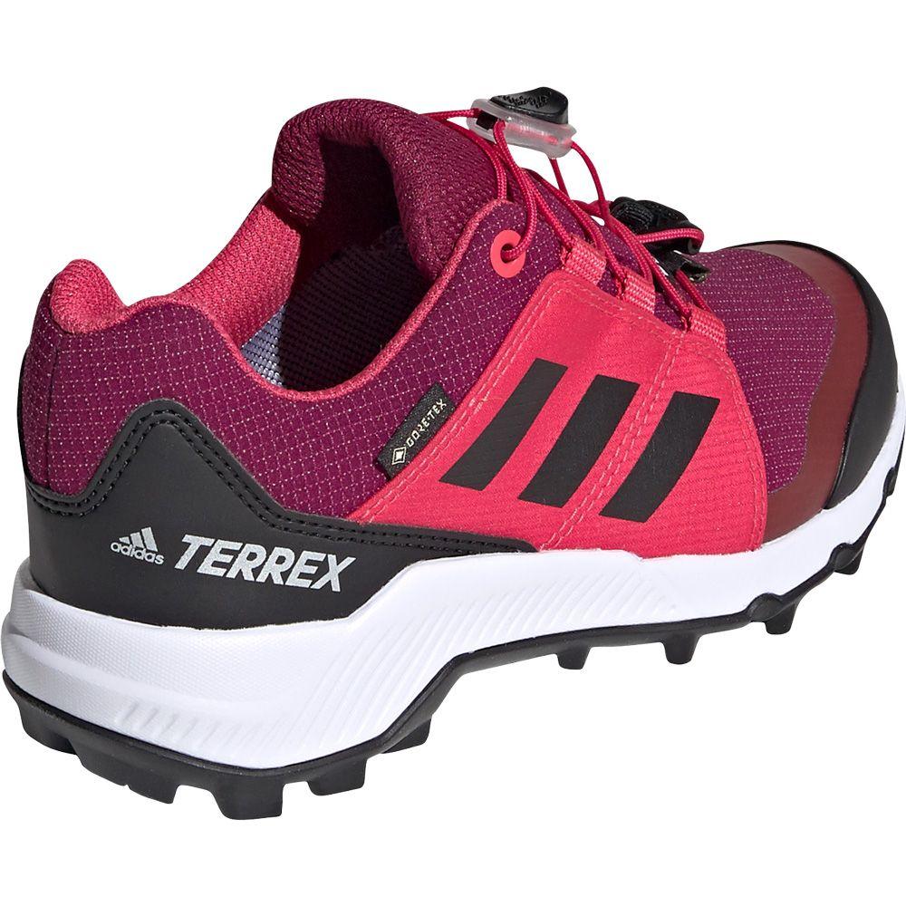 adidas Terrex Gore Tex Hiking Shoes Kids power berry core
