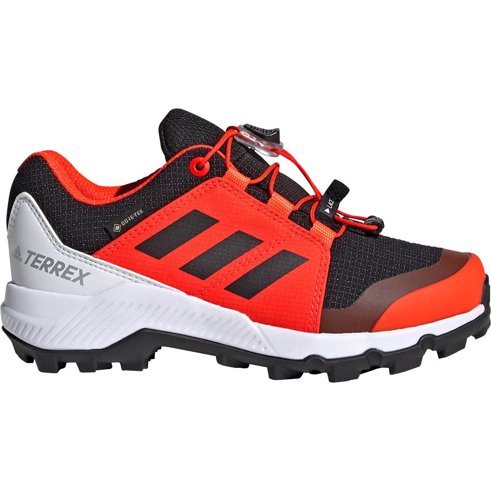 giuria Organo digestivo Allinizio  adidas - Terrex Gore-Tex Hiking Shoes Kids core black solar red at Sport  Bittl Shop