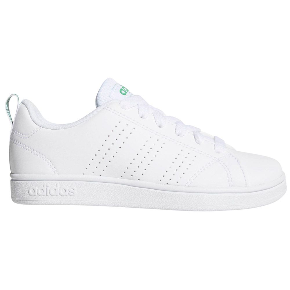 adidas VS Advantage Clean Sneaker Kinder ftwr white green