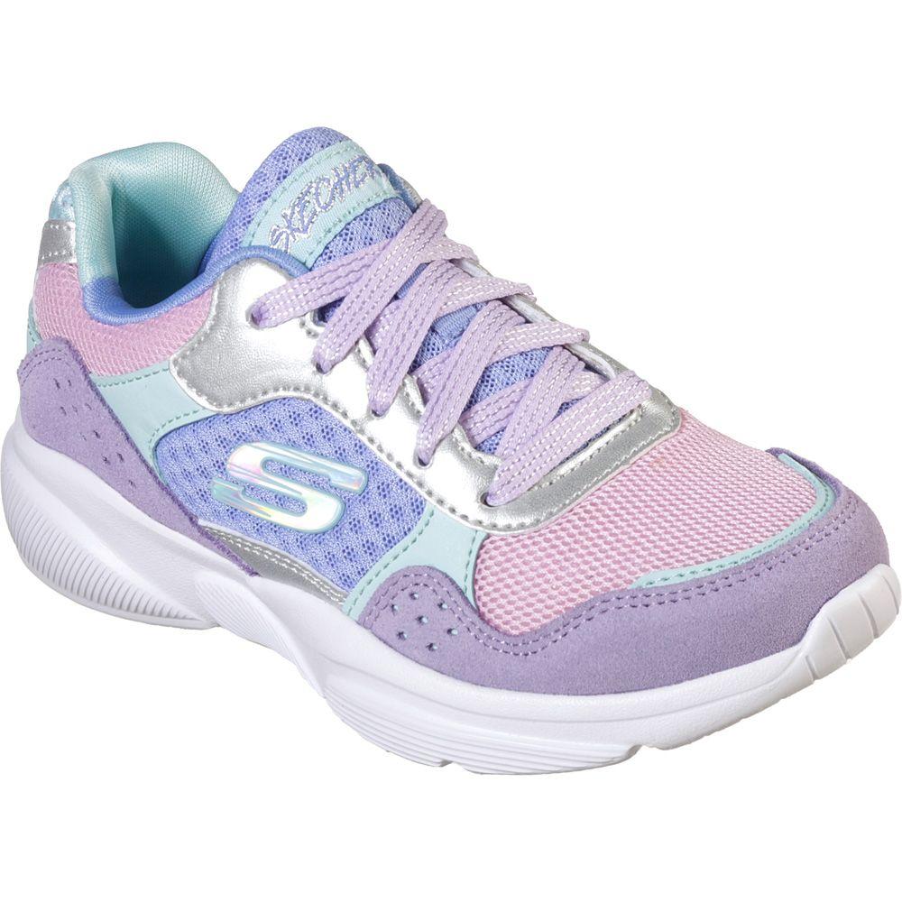 Meridian Charted Sneaker Girls violet